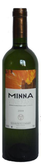 Villa Minna Vineyard - Minna Blanc 2011(vitt) MAGNUM