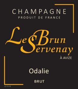 "Le Brun-Servenay - Cuvée ""Odalie"" Brut"
