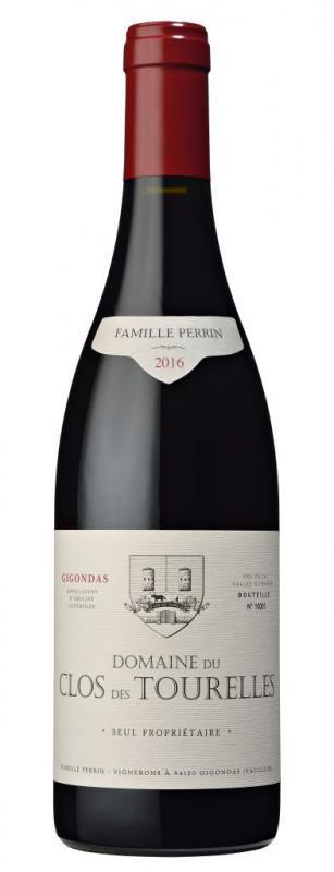 Famille Perrin - Domaine du Clos des Tourelles 2018 (rött)