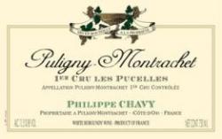 "Domaine Philippe Chavy - Puligny Montrachet 1er Cru ""Les Pucelles""  2018 (vitt)"