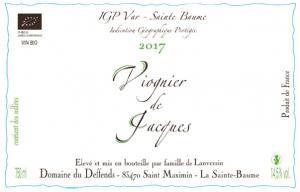 Domaine du Deffends – Viognier de Jacques 2018 (vitt)
