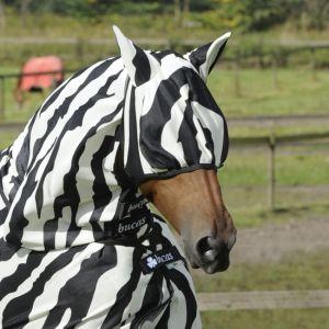 Bucas Buzz off Zebra mask