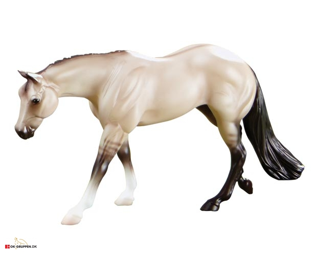 BREYER DUN QUARTER HORSE