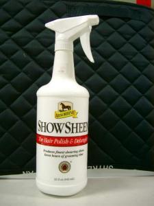 ABSORBINE SHOW-SHEEN PÄLSGLANS