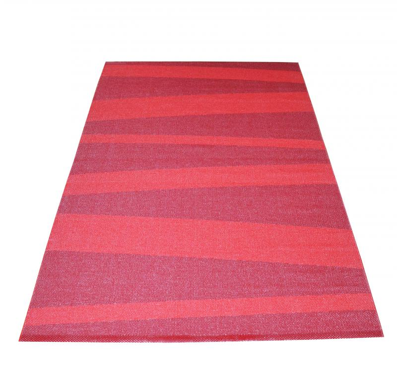 Åre carpet red / winered 140x220 cm