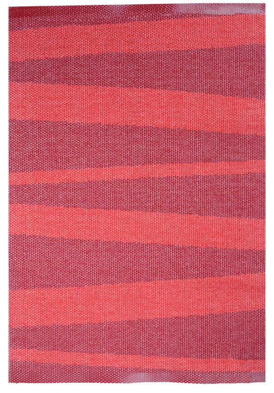 Åre carpet red / winered 70 x100 cm