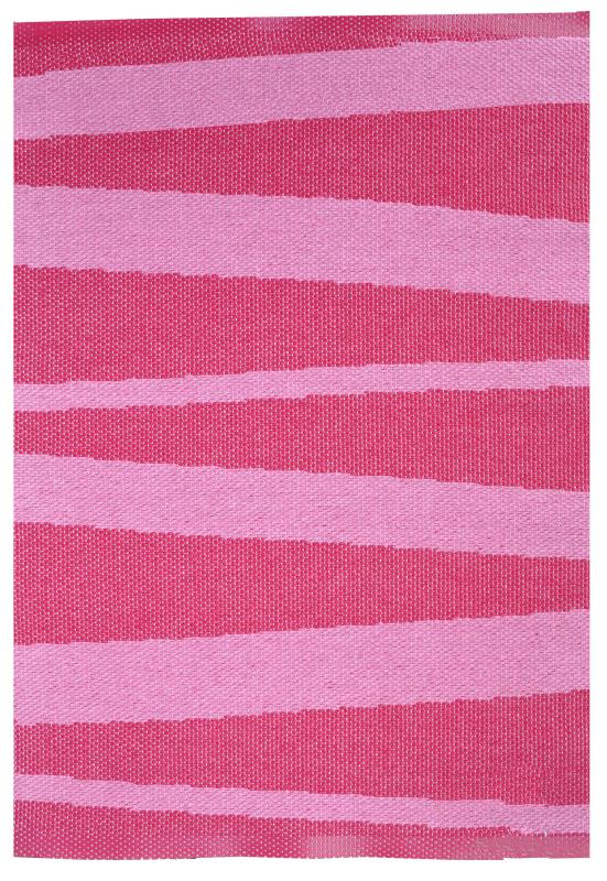 Åre matta rosa/ceris 70x100 cm
