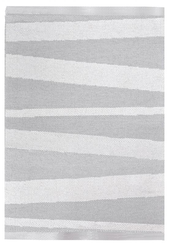 Åre carpet grey / white 70x100 cm