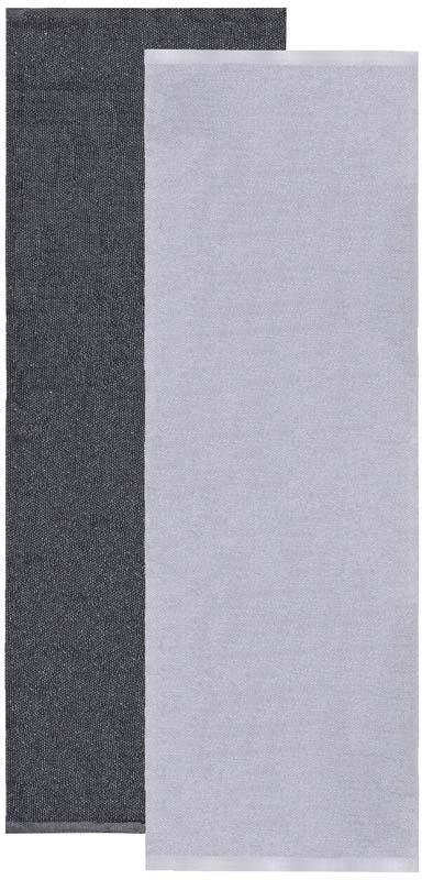 Flip matta grå/svart 70x200 cm