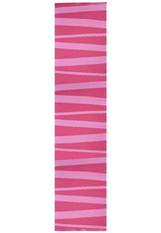 Åre matta rosa/ceris 70x300 cm