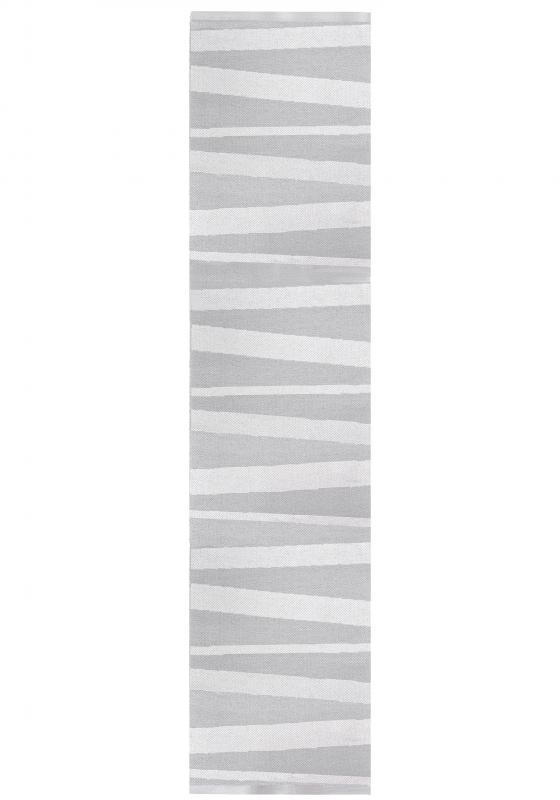 Åre carpet grey / white 70x300 cm