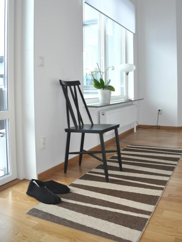 Åre carpet Beige / brown 70 x 200 cm