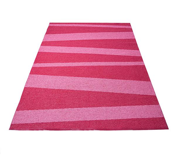 Åre matta ros/cerise 150x220 cm
