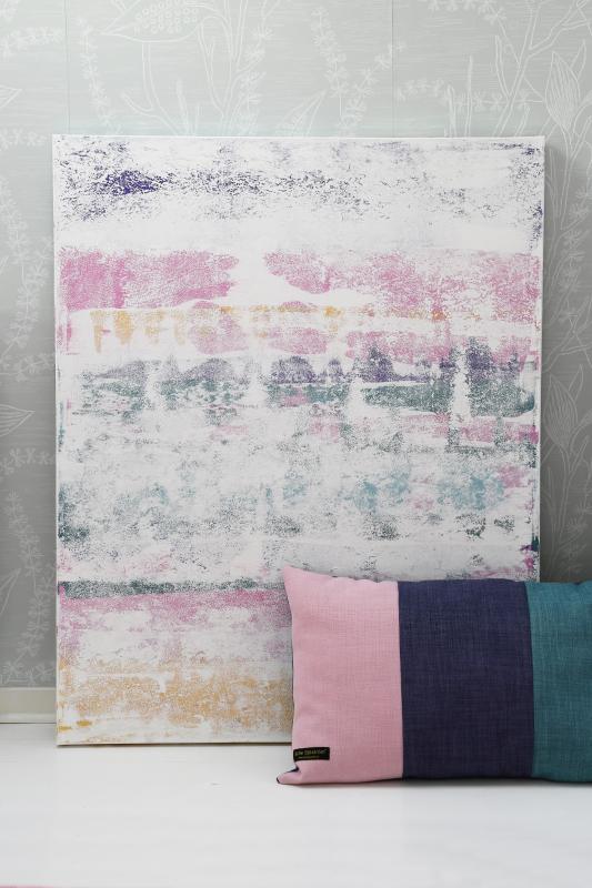 Pastell 80x100 cm