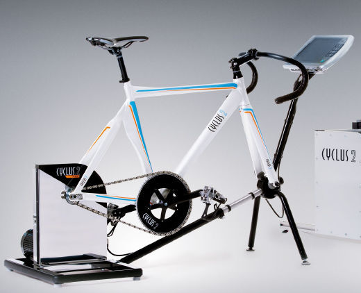 Cyclus2, Sprint version