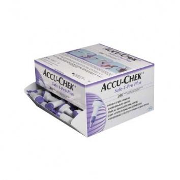 Roche -Accu Chek Safe T pro Plus