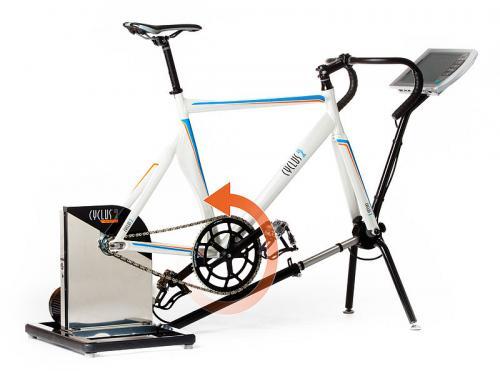 Cyclus2 Eccentric trainer