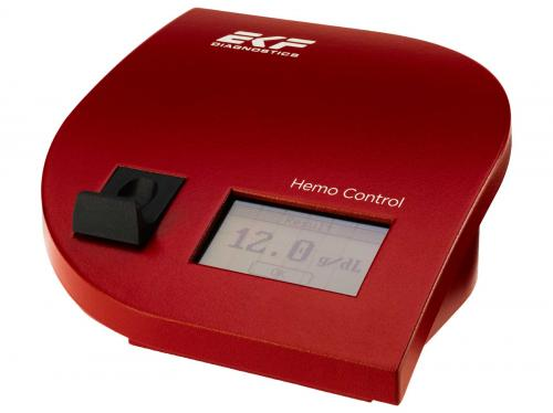 Hemo Control -Photometer for hemoglobin Cardboard pack