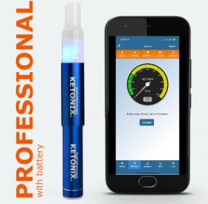 Ketonix Professional med batteri