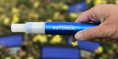 Ketonix med Bluetooth koppling