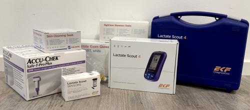 Lactate Scout 4 Complete kit