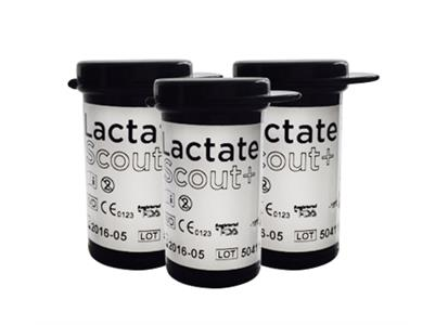 Lactate Scout-strips - Big Pack 72 st