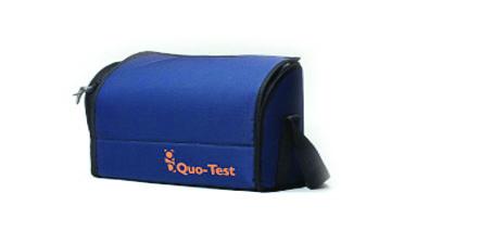 Quo-Test Shoulder Bag