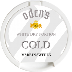 Odens Cold White Dry Portion
