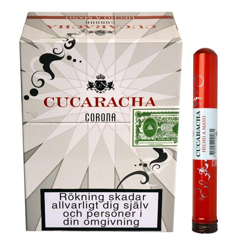 Cucaracha Corona Tubos