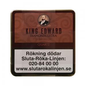 King Edward Diamonds Extra Quartz (Chocolate)