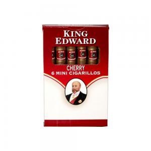 King Edward Mini Cigarillos Cherry