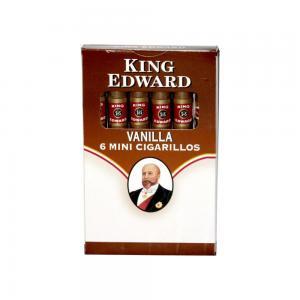 King Edward Mini Cigarillos Vanilla
