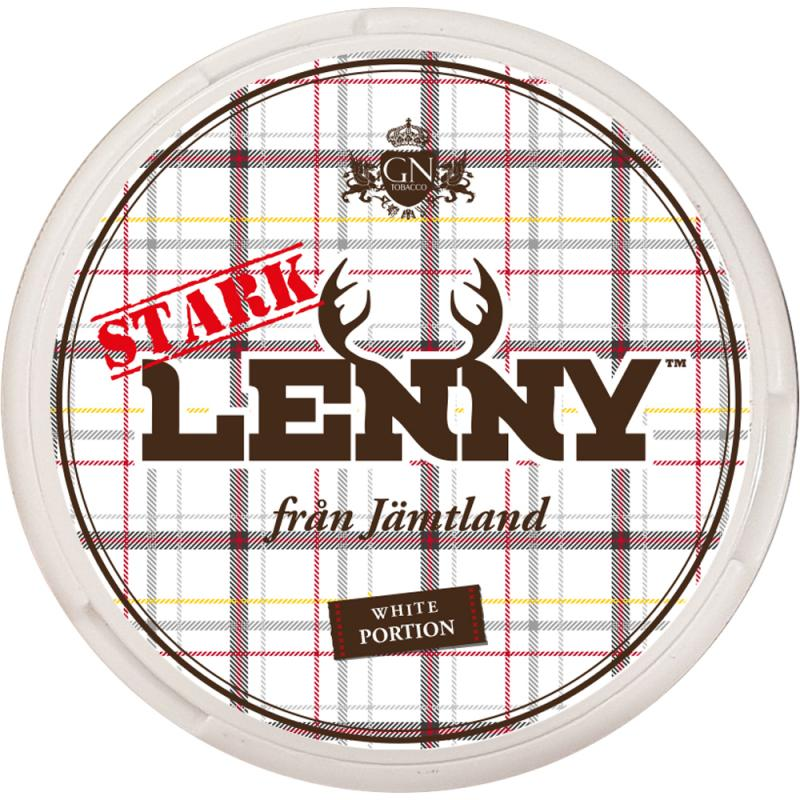 Lenny's Cut Stark White Portion