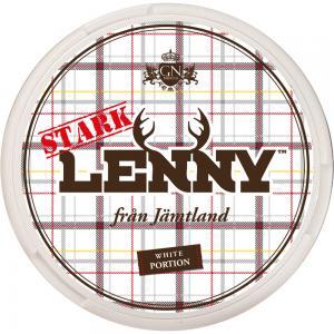 Lenny's Cut Stark White Portion