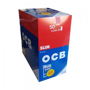 OCB Slim filters 50 pack