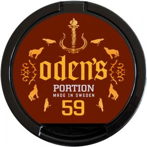 Odens 59 Portion (kanel)