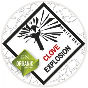 Odens Organic Clove Explosion White Dry Portion