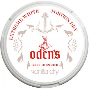 Odens Vanilla Extreme White Dry Portion