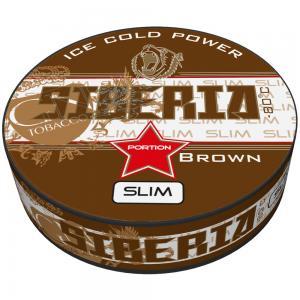 Siberia -80 Brown Slim
