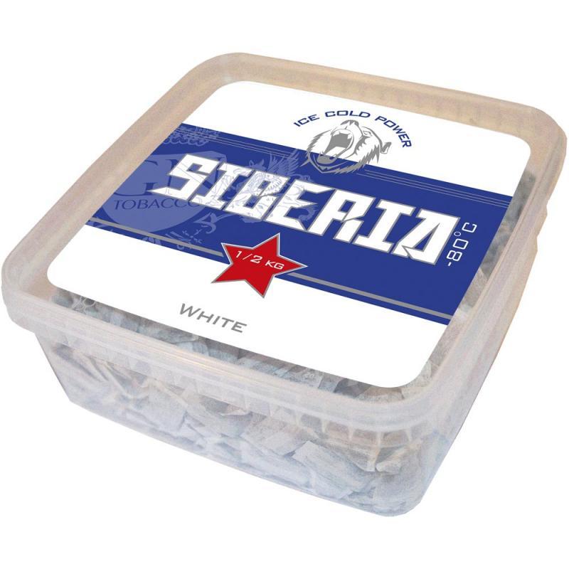 Siberia -80 White Portion 500g