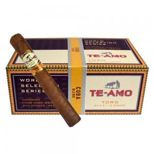 Te Amo WS Toro Cuba