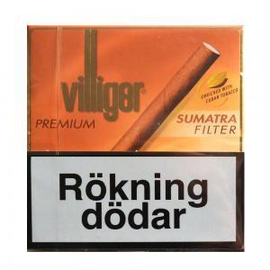 Villiger Premium Sumatra Filters