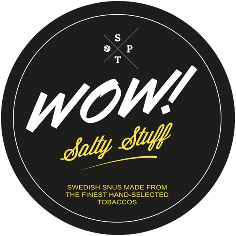 WOW! Salty Stuff Portion