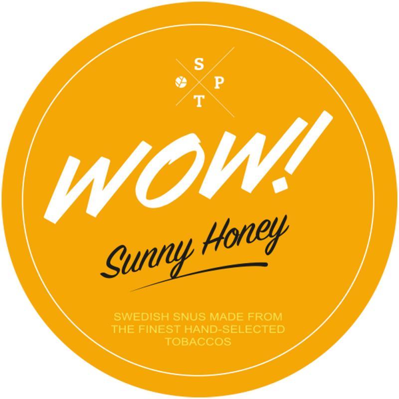 WOW! Sunny Honey Portion