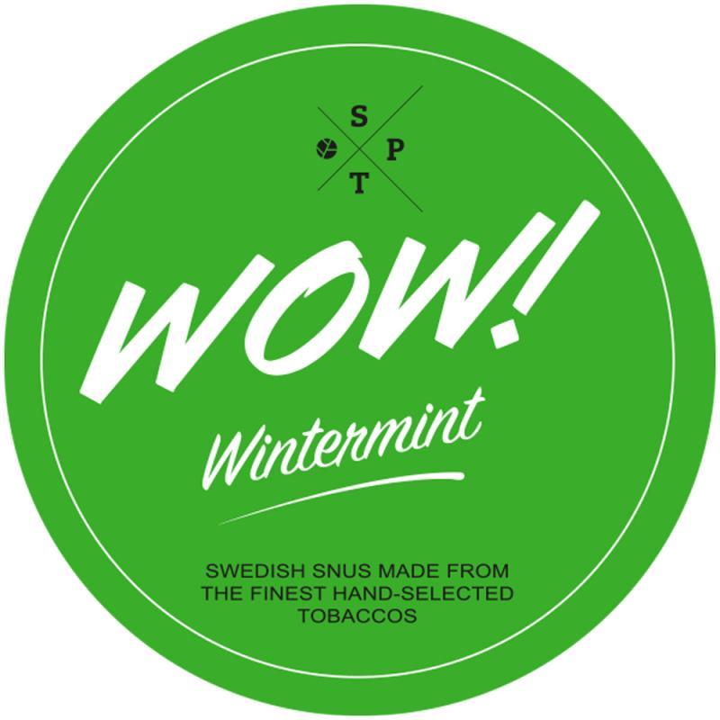 WOW! Wintermint Portion