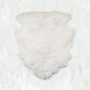 Ekologiskt lammskinn Finull/Leicester från Höglunda Gård i Kil