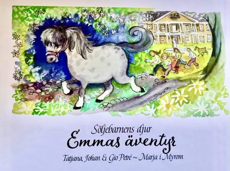Söljebarnens djur - Emmas äventyr