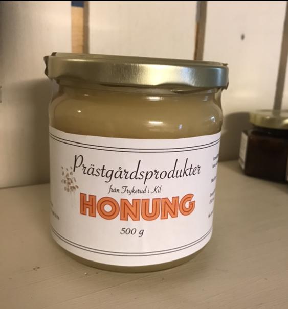 Honung från Frykerudsprodukter i Frykerud