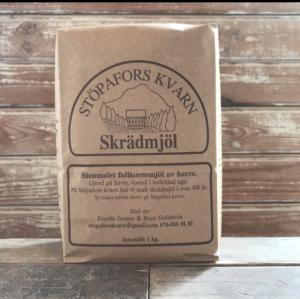 Skrädmjöl 1 kg från Stöpafors