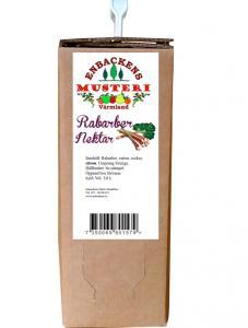 Rabarber nektar 3 L  - bag in box - Enbackens musteri